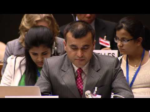 Nepal: Statement made at the Preparatory Committee of the Third UN World Conference on DRR