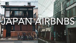 Gambar cover Japan Airbnb Tours | Kyoto, Tokyo, Osaka