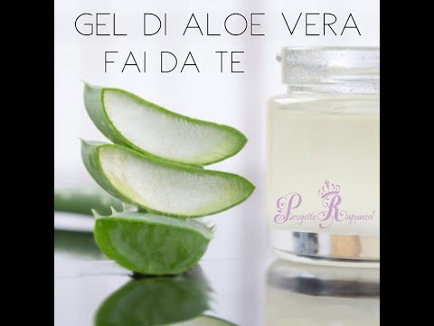 Preparazione Gel di Aloe - Tutorial