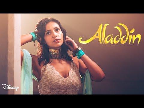 "Speechless From ""Aladdin - Bethany Mota Matt Slays KHS"