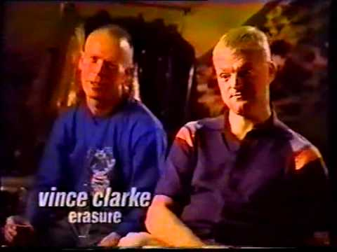 Erasure Cowboy Concert Interview USA 1997