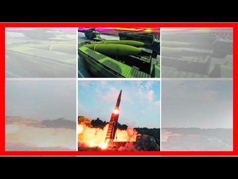 New N.Korean Missile Resembles S.Korea's Hyunmu