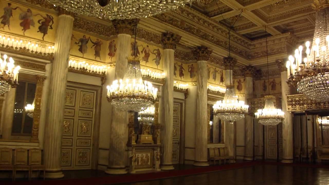 Torino 3 Ottobre 2014 Palazzo Reale Sala da Ballo - YouTube