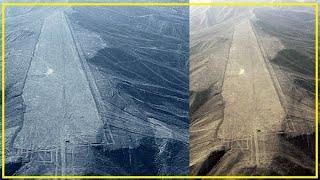 Descubren Decenas de Misteriosos Dibujos Gigantes en Nazca Nunca Vistos thumbnail