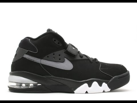 NBA 2K17 How to make nike air force max charles barkley 1993 Black