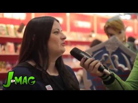 Bewerben bei Tokyopop? - Mappensichtungen auf Conventions - J-Mag