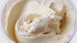 Крем Пломбир для торта без сливок,на белках