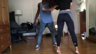 Kizomba vs Zouk vs Bachata JUST A DANCE