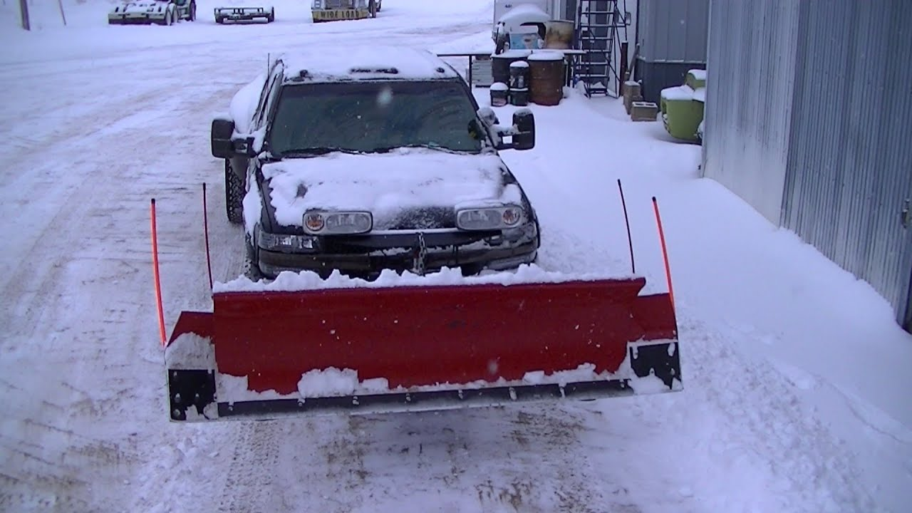 Western Plow Chevrolet Impala Wiring Diagram Snow Plowing With 7 5 Pro Custom Wing