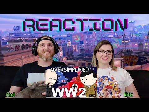 Download WW2 - @OverSimplified  (Part 1) Reaction