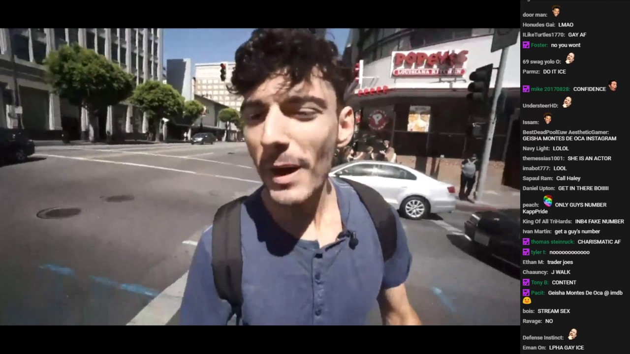 is ice poseidon dating geishawhat is the difference between dating and serious relationship