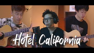 Download Eagles - Hotel California | Cover by Yoseph feat Okemudin & George
