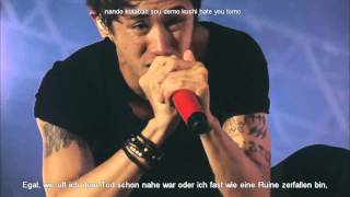 Repeat youtube video ONE OK ROCK - The Beginning LIVE [German Subs, English Lyrics + Romaji]