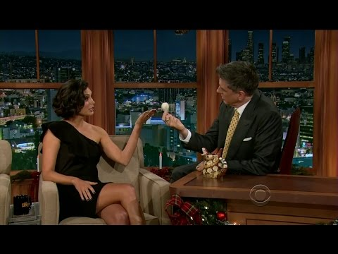 Late Late Show with Craig Ferguson 12/11/2012 Betty White, Morena Baccarin, Terry Fator