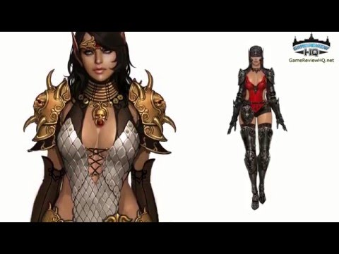 Top 10 Sexiest F2P MMO