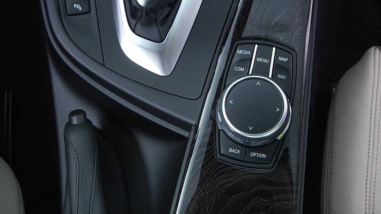 iDrive Controller Overview | BMW Genius How-To