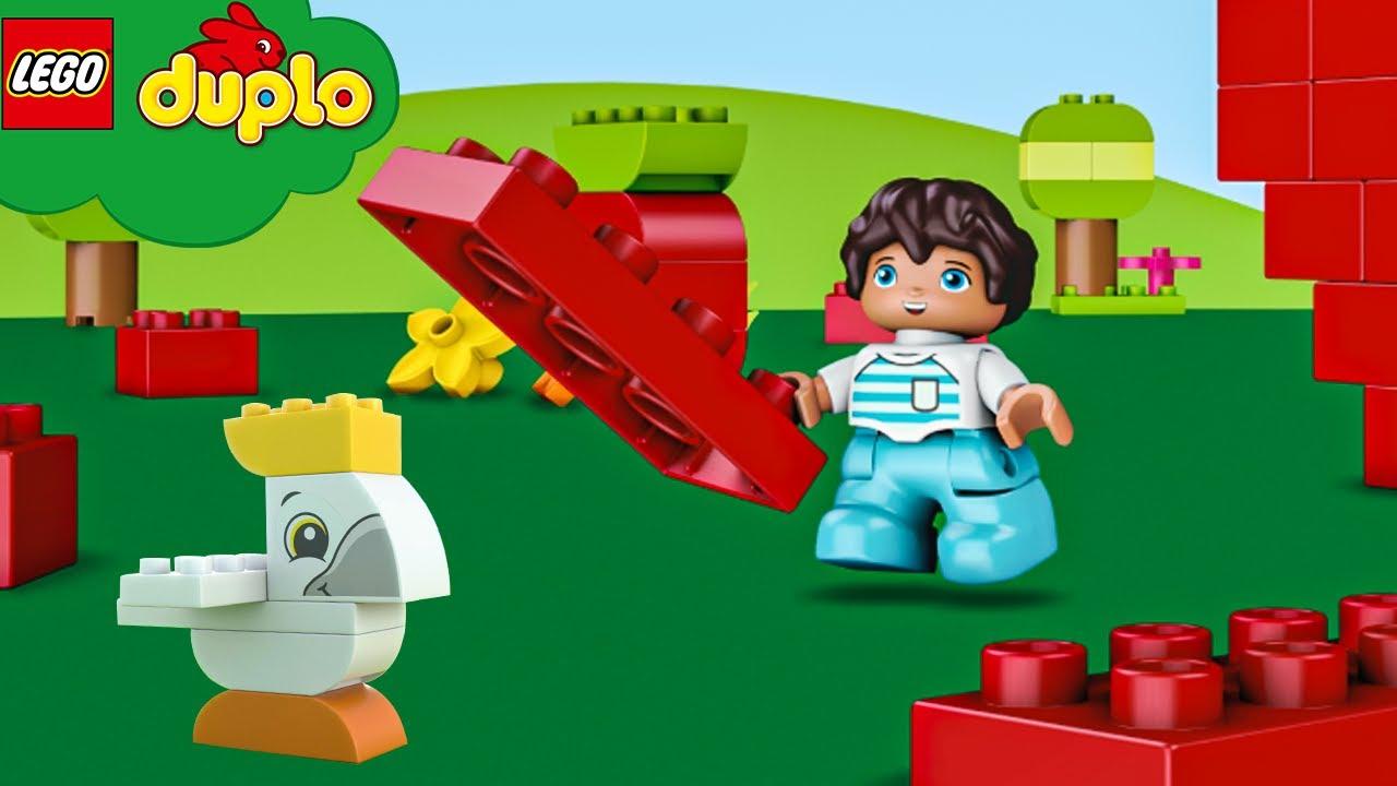 LEGO - Duplo My Favorite Colors | Learning Nursery Rhymes | Cartoons and Kids Songs | Baby Songs