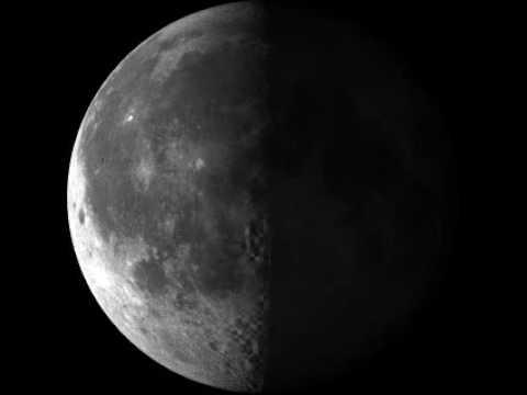 Lunar Phase Animation - YouTube