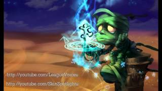 Amumu Voice - English - League of Legends