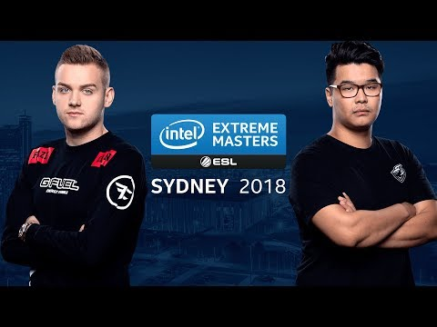 CS:GO - FaZe vs. Grayhound [Dust2] Map 3 - Group A LB Ro8 #2 - IEM Sydney 2018