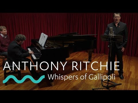 ANTHONY RITCHIE: Whispers of Gallipoli