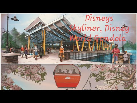 Disney Skyliner, What to expect as Disney World Gondola opens featuring Doppelmayr Emirates Airline