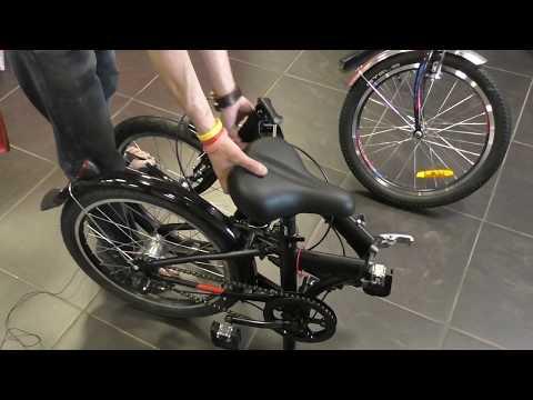 Обзор и отличия складных велосипедов