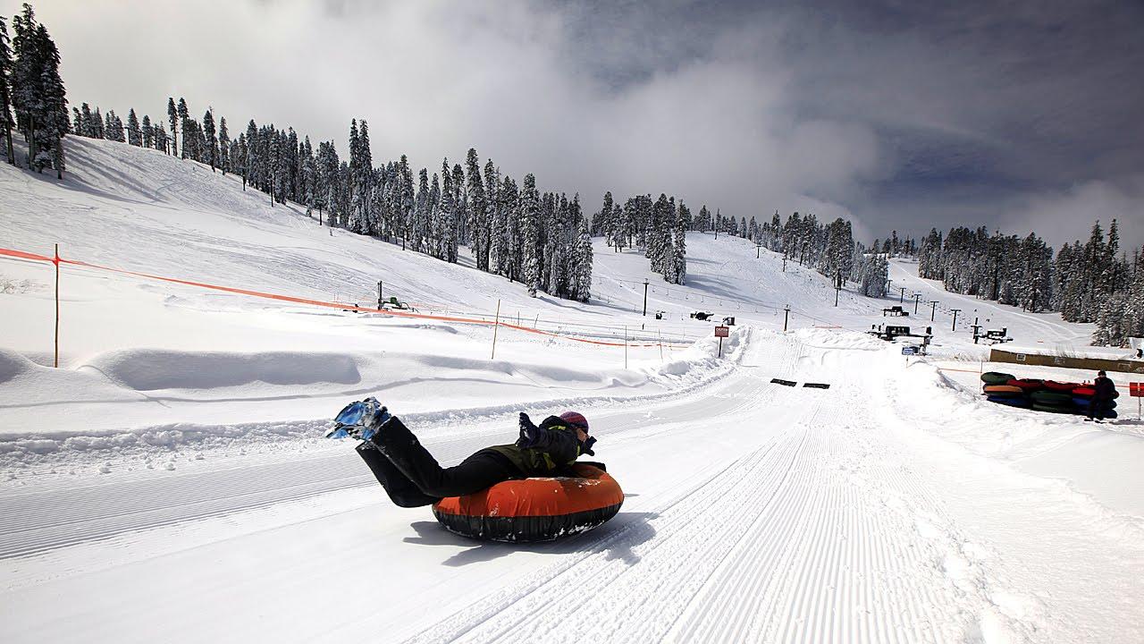 yosemite ski and snowboard area, clips - youtube