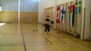 CISV - Gym: Marko edition (Alta/Norway 2008)
