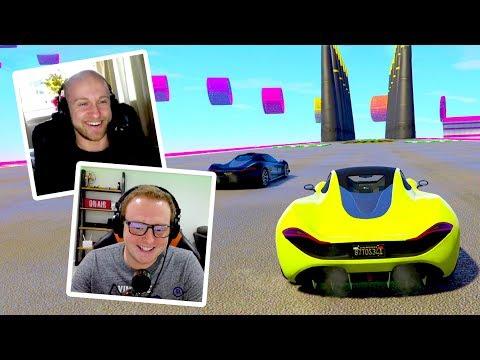 GTA 5 Online - Insane Community Transform Races - GTA 5 Versus
