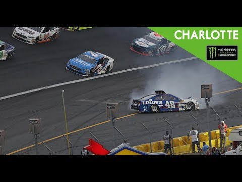 Relive Brad Keselowski's Coca-Cola 600 win after Chase Elliott's ...