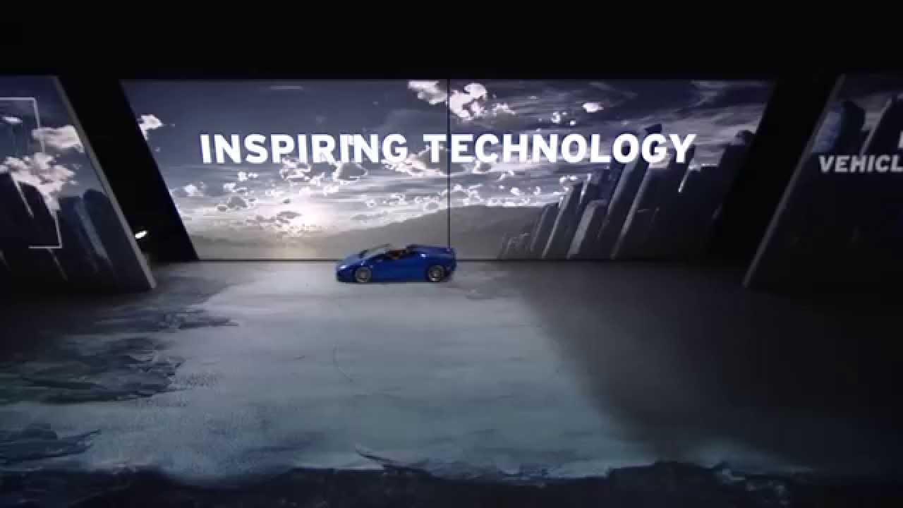 Volkswagen Group Night, IAA 2015: Lamborghini Huracán Spyder (English)