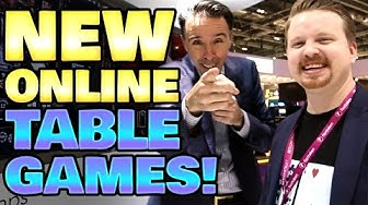 Live Online CRAPS?! + Mega Ball, Instant Roulette, Power Blackjack and Lightning Baccarat | Vlog 47