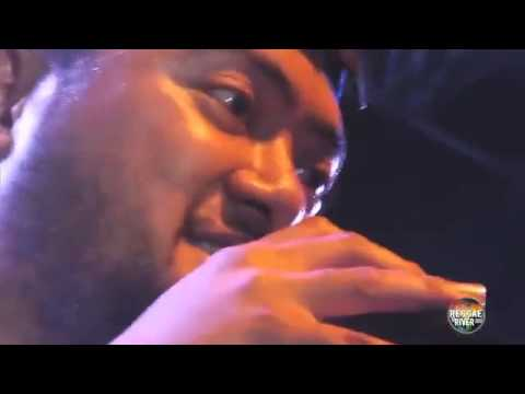 """J Boog performs """"Mystery Girl"""" at Reggae on the River 2013"""