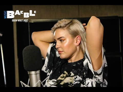 Hit Maker Anne-Marie speaks with us about her rapid rise || Baeble Music
