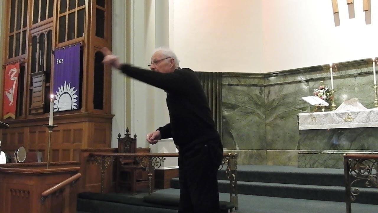 April 11 Sermon on John Chapter 20