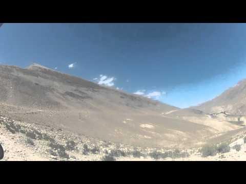 Wakhan corridor Langar ascent