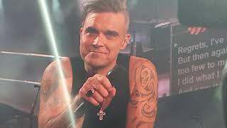 Robbie Williams My Way Live BST Hyde Park 2019