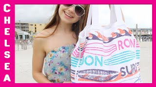 What's in My Beach Bag!!