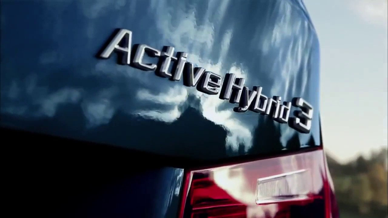 Bmw Active Hybrid 3 2017