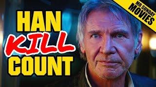 HAN SOLO Movie Kill Count Supercut