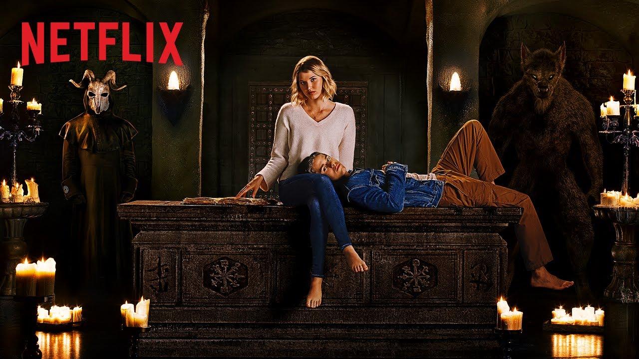 Download The Order: 1. Sezon | Resmi Fragman [HD] | Netflix