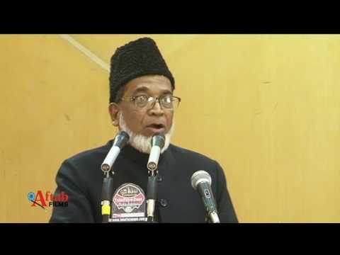 Adv. Nawab Patel Dist. Pres. Maha. Muslim Lawyer forum Expressing his views.Topic-Domestic violence