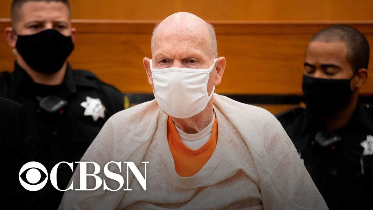 Golden State Killer Sentenced To Life In Prison Without Possibility ...