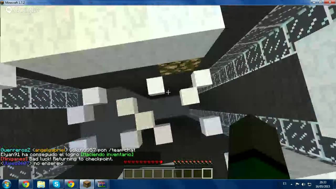Salseo minecraft youtube