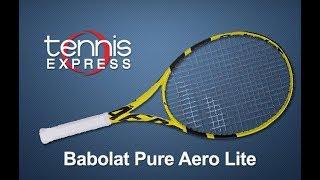 Babolat 2019 Pure Aero Lite Tennis Racquet Review   Tennis Express