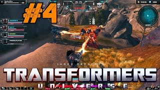 Transformers Universe BETA Gameplay Ep.4 | Multiplayer Elimination - TEH TEAMWORK!! [PC HD]