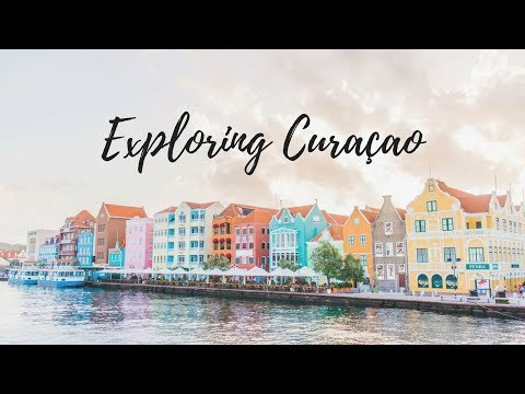 Exploring The Caribbean Island of Curaçao | Travel Video