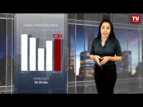 News from China boost rise in oil prices  (08.12.2017)
