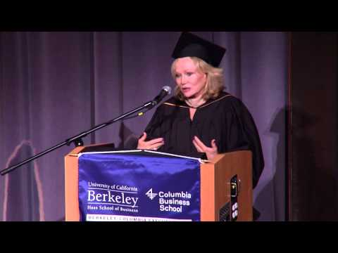 Berkeley Columbia Executive MBA Commencement Ceremony -- Class of 2013
